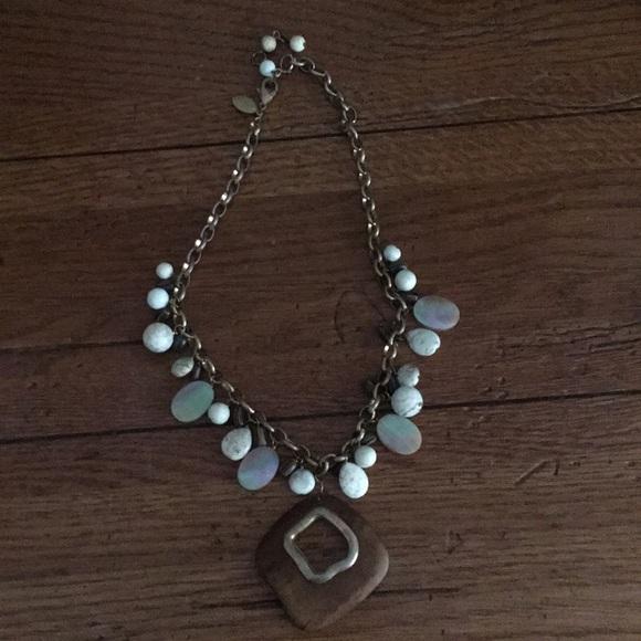White House Black Market Jewelry - Beaded necklace